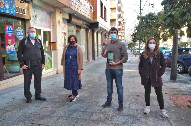 Herriko negozio txiki guztien erakusleiho izango den «Gurean» plataforma digitala aurkeztu da gaur
