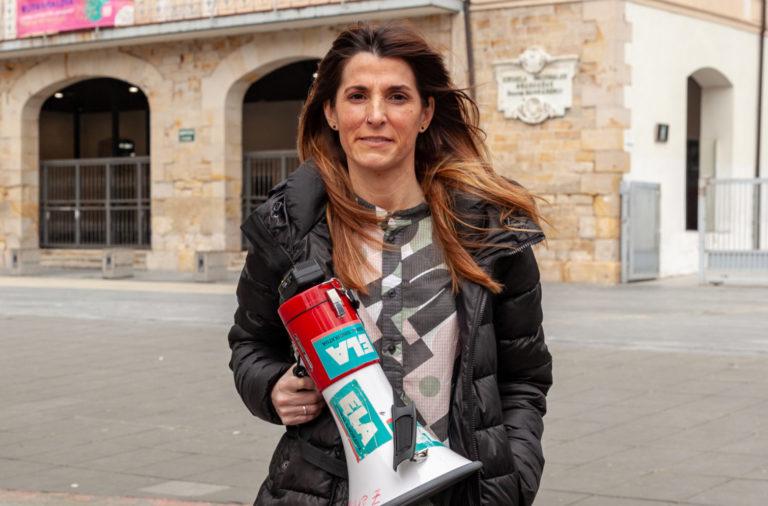 Janire Landaluze: «Bidezkoak ez diren erabakiak hartzeko baliatzen ari dira pandemia»